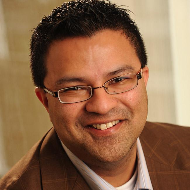 Shafiq Jamal, Senior Vice President & Managing Director, Vancouver, Weber Shandwick Canada